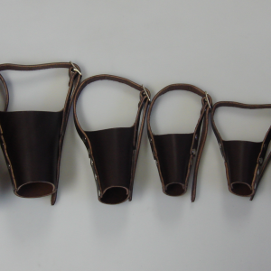 Leather Muzzle, Large