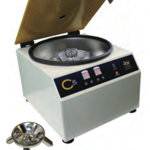 IRAP Centrifuge, w/ 4 - Place, 8-Place Rotor and Crit Carrier
