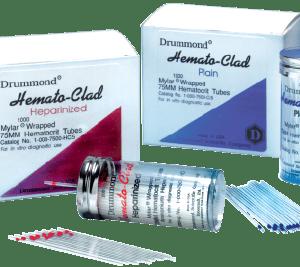 Microhematocrit Tube, Standard