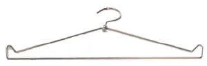 Heavy Duty Chrome Hanger