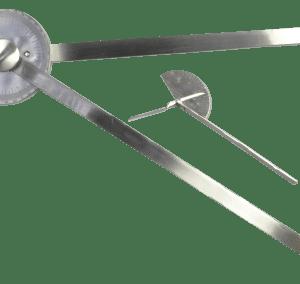 Goniometer, Stainless Steel