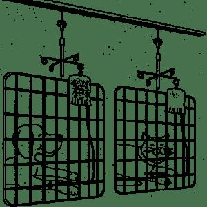 Complete IV Holder System