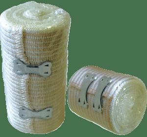 "Ace Bandage, Standard w/ Metal Retention Clip  2"""
