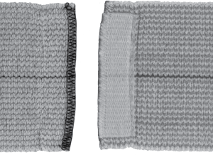 "Ace Bandage, Elastic Compression Wrap w/ Self-Closure Velcro  3"""