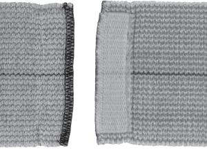 "Ace Bandage, Elastic Compression Wrap w/ Self-Closure Velcro  4"""