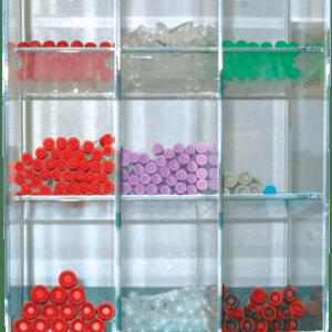 Acrylic Blood Tube Rack