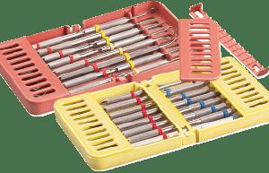 Compact Dental Instrument Sterilazation Cassette
