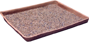 Disposable Pulp Litter Pan