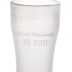 Cool Renewal, Plastic Isolation Funnels, 16mm