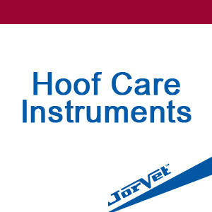 Hoof Care Instruments