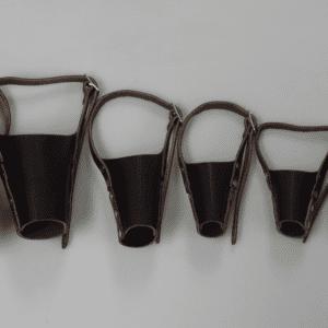 Leather Muzzle, Brachycephalic & Feline
