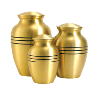 Classic Bronze Urn,  Medium