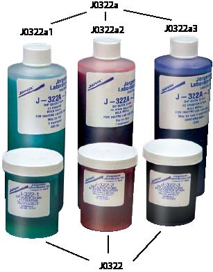 JorVet Dip Quick Stain, 500ml Refill Kit