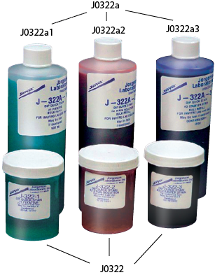 JorVet Dip Quick Stain, Fixative Only