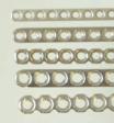 Cuttable Bone Plate  2.0mm holes  30 holes