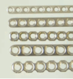 Cuttable Bone Plate  2.7mm holes  25 holes