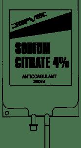 Sodium Citrate 4% Anticoagulant