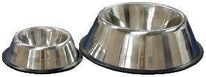 Non-Tip Bowl, Stainless, 1 Quart
