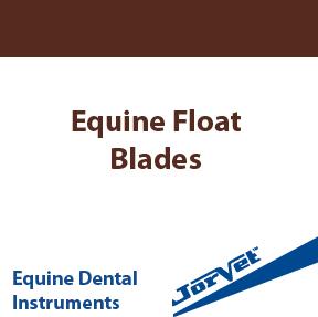 Equine Float Blades