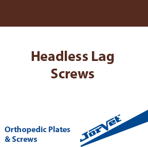 Headless Lag Screws