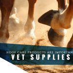 Hoof Care Products are Important Vet Supplies