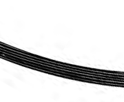 Doyen Forcep, Curved