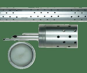 IM Bone Pin Tube  225mm L x 30mm D