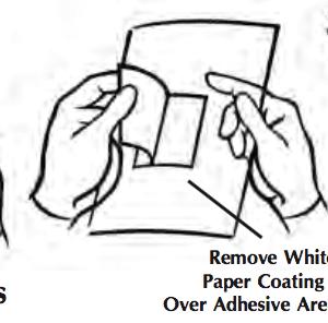 "Avian/Exotic Adhesive Drape  24"" x 24"""