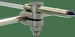 Kirschner-Ehmer Pin Clamp, Large