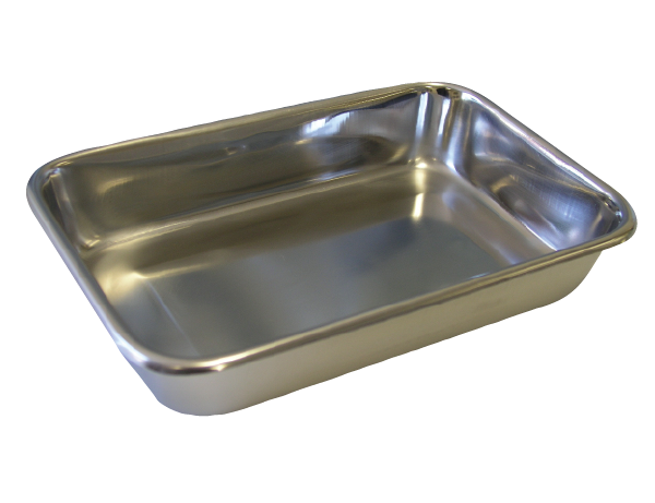 Instrument or Spay Pack Tray, w/o Lid, Small