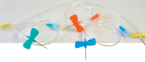 Winged I.V. Infusion Set 25g