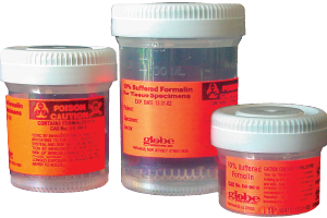 Formalin-Filled Jar  120ml