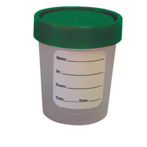 Specimen Container, Sterile, Disposable