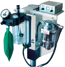 Small Animal Jorvet Anesthesia System, Table Top Unit