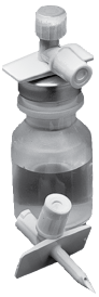 Mini Spike Dispensing Pin, w/ Air Vent