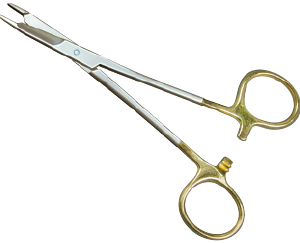 Aesculap AG, Olsen Hegar, Needle Holders  5 1/2""