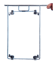 Metal X-Ray Film Hanger