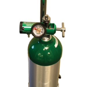 Click Style Oxygen Regulator
