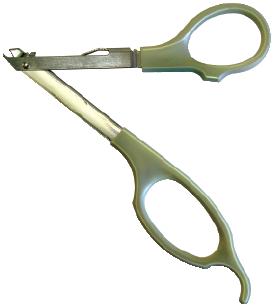 Surgi Close Skin Stapler Staple Removal Forceps
