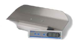 Pediatric Scale, w/ Stainless Steel Tray