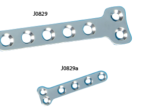 "Hybrid ""T"" Plate, 1.5mm or 2.0mm, Short"