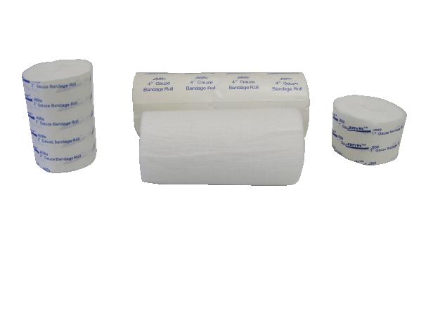 Jorvet Gauze Roll Bandage 4 Jorgensen Labsjorgensen Labs
