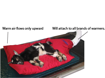 Warming Air Blankets, Large