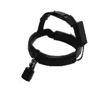 LED Headlight on Headgear