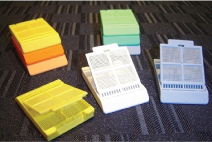 Biopsy Embedded Cassettes