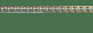 Extra Long Cuttable Supracondylar Plate, Left Shaft,  2.0mm