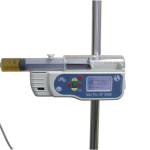 Automated Syringe Pump