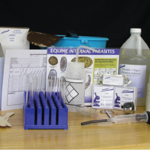 Fecal Assay Kit, Equine