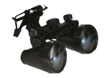 Operating Loupes, Clip-on, 2.5x Magnification