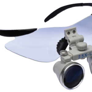Operating Loupes, Premium, 2.5x Magnification, Short Working Distance
